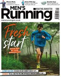 Men's Running issue July 2018