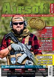 Airsoft Action issue July 2018