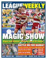 League Weekly issue 826