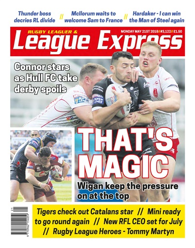 League Express Digital Issue