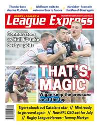 League Express issue 3122