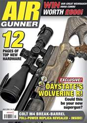 Airgunner issue JUL 18