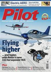Pilot issue JUN 18