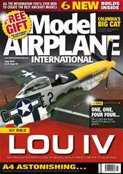 Model Airplane International issue 155 June 2018