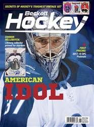 Beckett Hockey issue June 2018