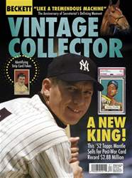 Vintage Collector issue June 2018