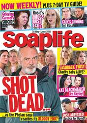 Soaplife issue 26th May 2018