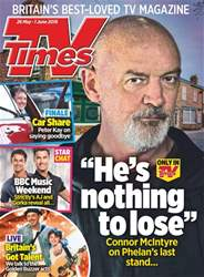 TV Times issue 26th May 2018