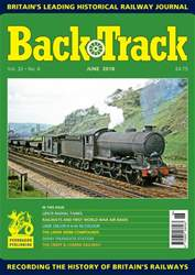 Backtrack issue June 2018