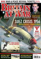 Britain at War Magazine issue   June 2018