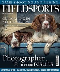 Fieldsports issue Fieldsports June/July 2018