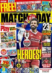 Match of the Day issue Issue 506