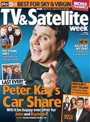 TV & Satellite Week issue 26th May 2018