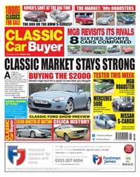 Classic Car Buyer issue 23rd May 2018