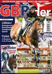 GB Rider Magazine issue June 2018