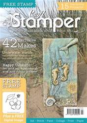 Craft Stamper issue Jul-18