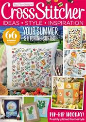 CrossStitcher issue Summer 18
