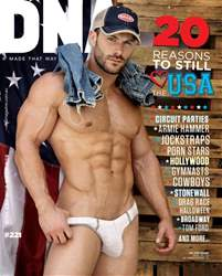 DNA Magazine issue DNA #221 | The USA Issue
