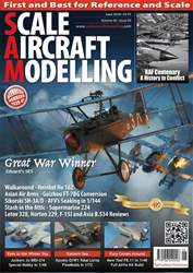 Scale Aircraft Modelling issue June 2018