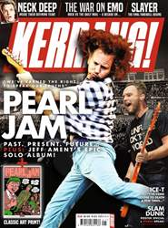 Kerrang issue 26/05/2018