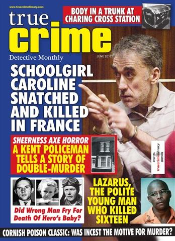 True Crime issue True Crime June 2018