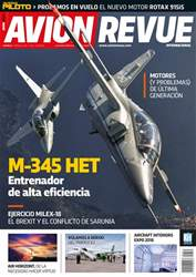 Avion Revue Internacional España issue Número 432