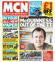 MCN issue 23rd May 2018