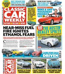 Classic Car Weekly issue 23rd May 2018