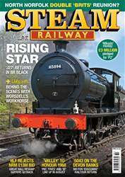 Steam Railway issue Issue 480