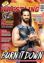 Power-Wrestling issue Juni 2018