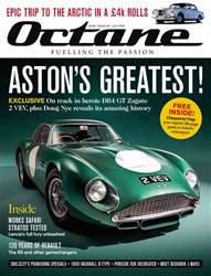 Octane issue July 2018