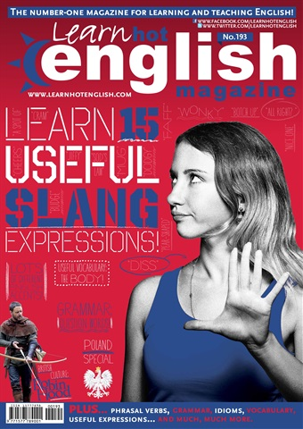 Learn Hot English issue 193