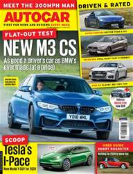 Autocar issue 23rd May 2018