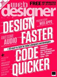 Web Designer issue Issue 275