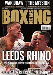 Boxing News issue 22/05/2018