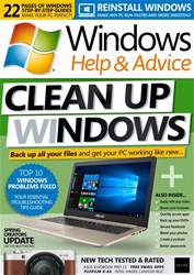 Windows Help & Advice issue June 2018