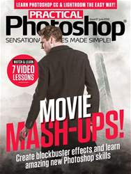 Practical Photoshop issue June 2018