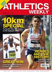 Athletics Weekly issue 24 May 2018