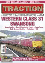 Traction issue Jul-Aug 2018