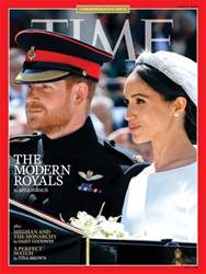 Time Magazine issue 4th June 2018