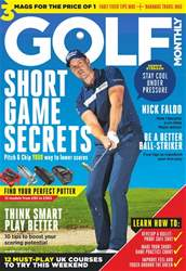 Golf Monthly issue July 2018