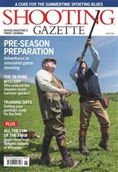 Shooting Gazette issue June 2018