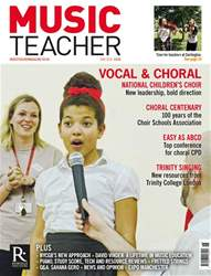 Music Teacher issue June 2018