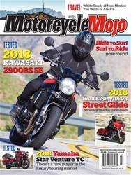 Motorcycle Mojo issue Jul-18