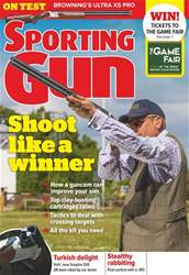 Sporting Gun issue July 2018