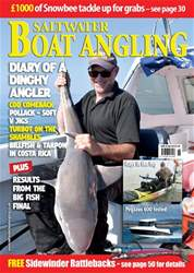 Saltwater Boat Angling issue Jun-18
