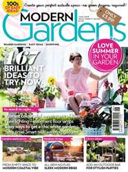 Modern Gardens issue June 2018
