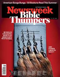 Newsweek International issue 1st June 2018