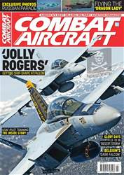 Combat Aircraft issue   July 2018
