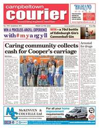 Campbeltown Courier issue 25/5/18
